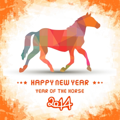 Happy Year of Horse