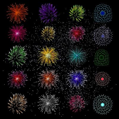 Spring Festival Fireworks