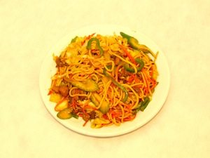 Chinese Fried Noodles